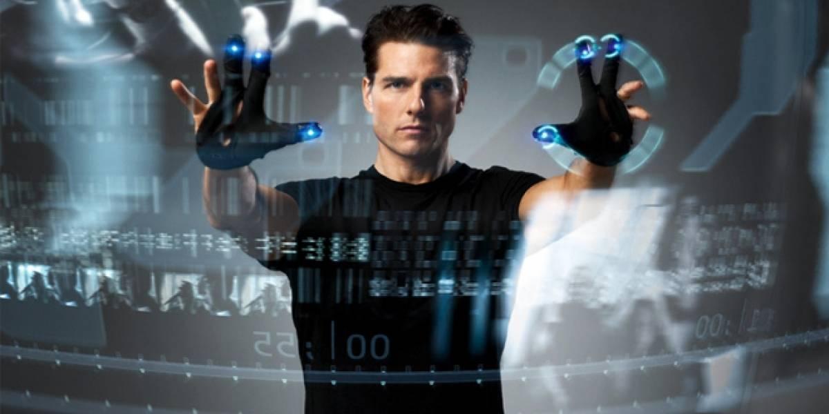 Las formas de interacción hombre-máquina que brillarán este 2012
