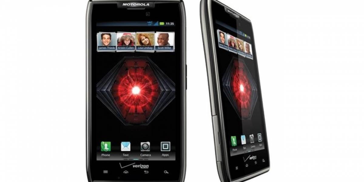 Motorola promete 21 horas de habla ininterrumpida con su Droid RAZR Maxx