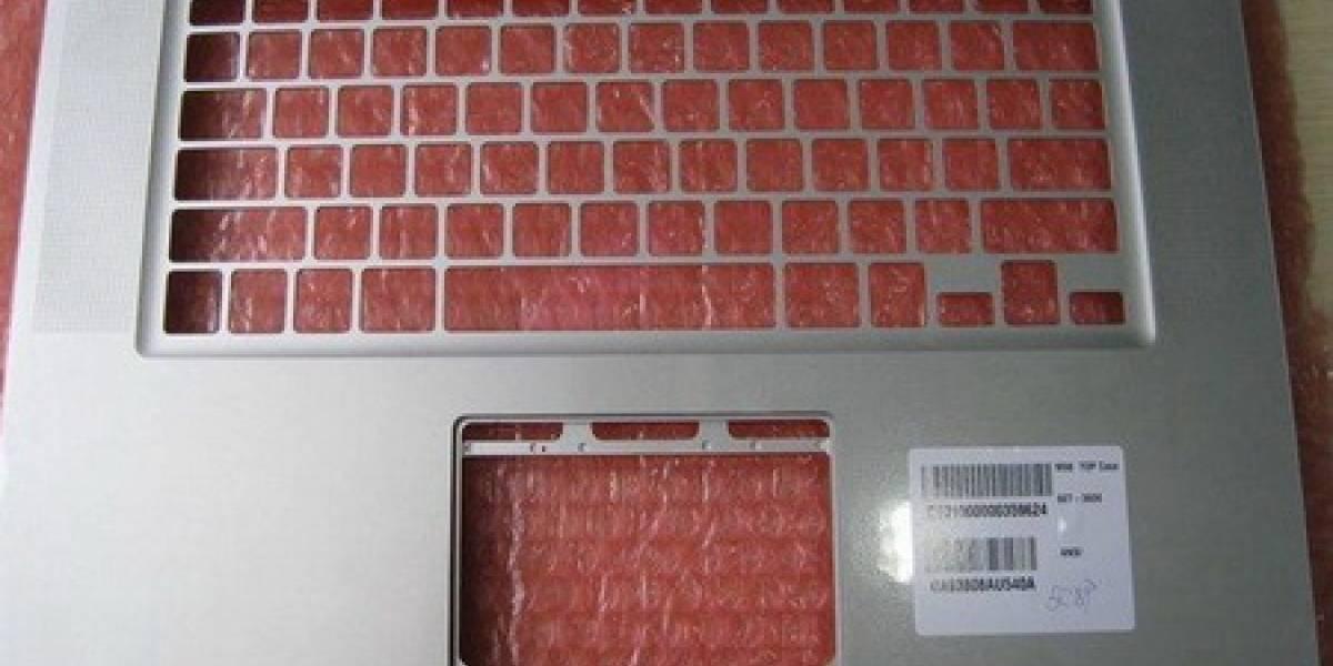 Futurología: La supuesta nueva carcasa de los MacBook y MacBook Pro