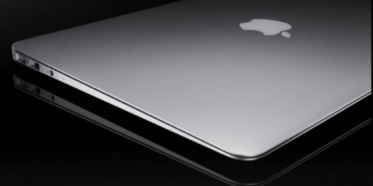 Futurología: Apple lanzaría nuevos MacBook Air con procesadores Sandy Bridge