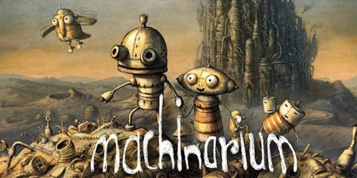 El exitoso juego indie Machinarium ya disponible para Android