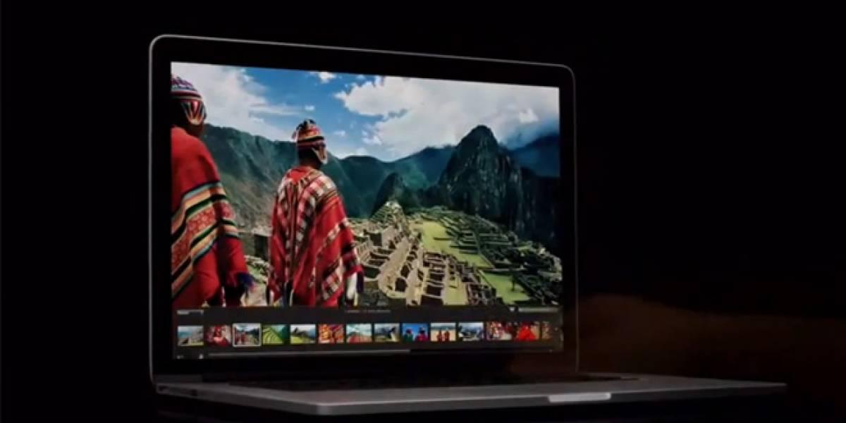 Perú: Machu Picchu aparece destacado en el comercial del Macbook Pro