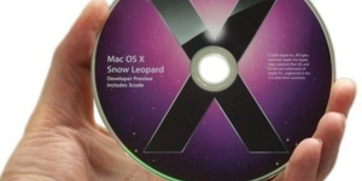 MacOSX Snow Leopard instala versión insegura de Flash