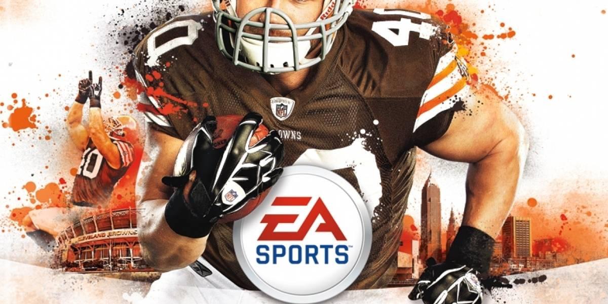 Madden NFL 12 ya está la venta en un montón de plataformas