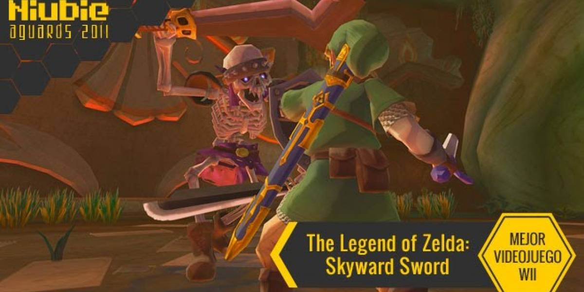 Mejor Juego de Wii [NB Aguards 2011]: The Legend of Zelda: Skyward Sword