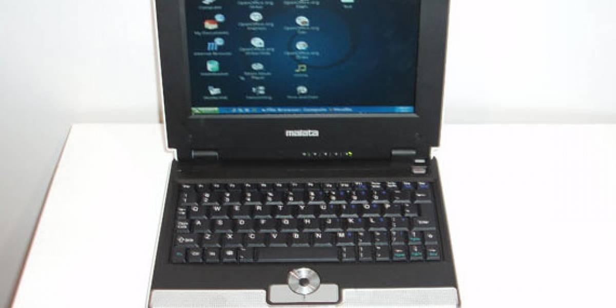 CES: Malata PC-68001, el laptop de $300 dólares