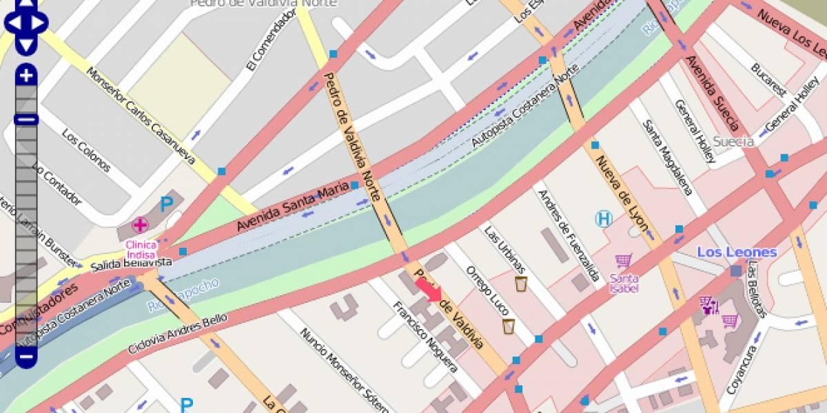 Apple se une a OpenStreetMap en iPhoto pero se olvida de mencionarlo