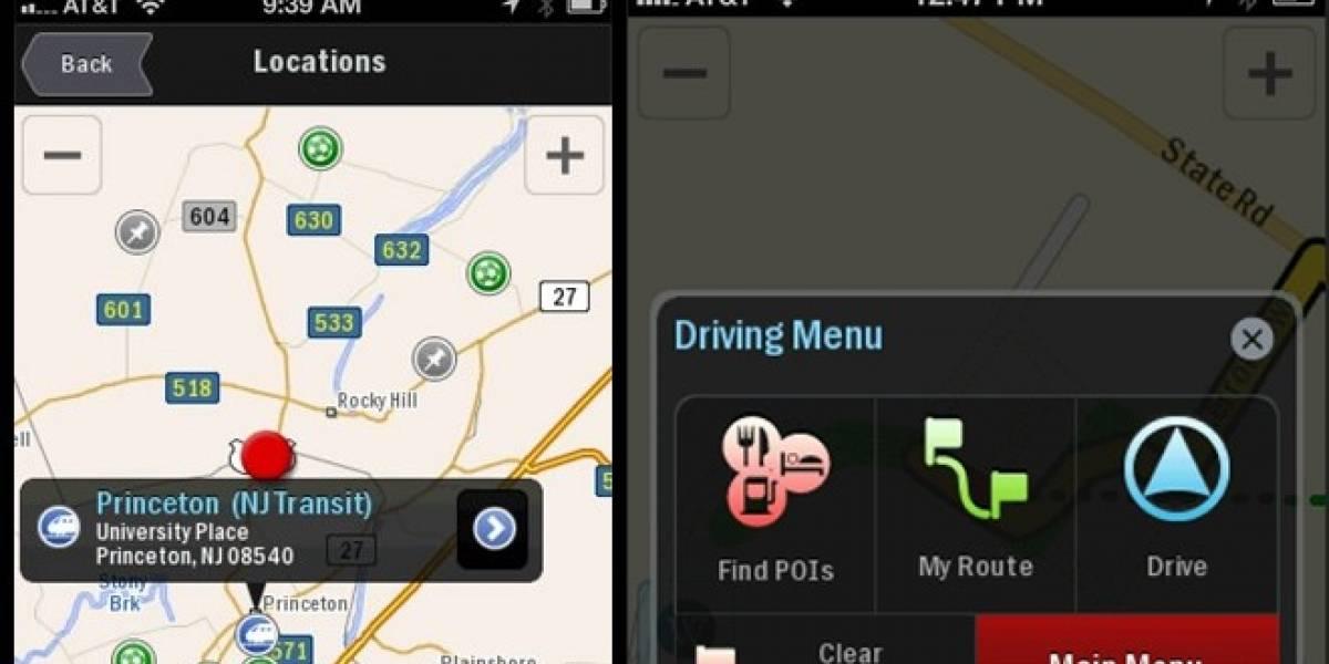 Co-Pilot ofrecerá mapas offline de manera gratuita desde Marzo (iOS / Android)