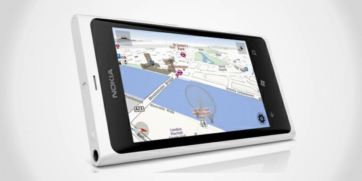 Nokia proveerá oficialmente los mapas de Windows Phone 8