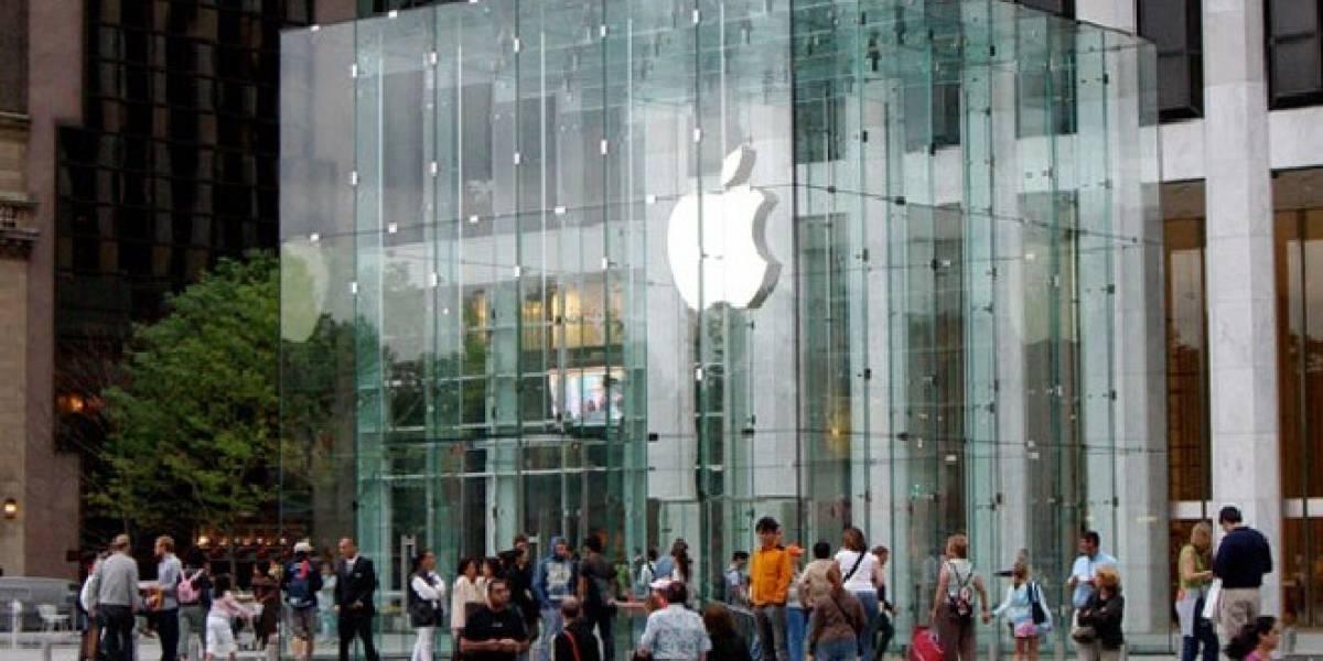 Apple habría contratado aviones espía para la creación de sus mapas 3D