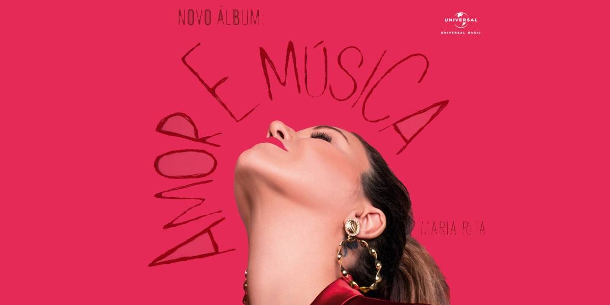 Maria Rita se consolida no samba com disco 'Amor e Música'