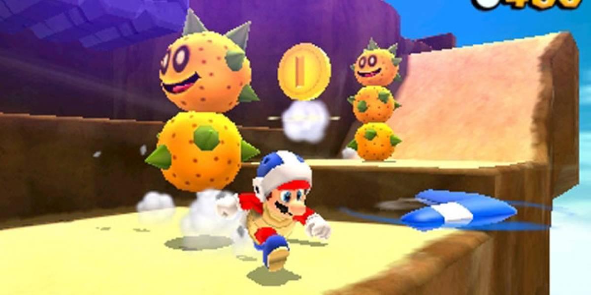 Nintendo lanza nuevo trailer de Super Mario 3D Land