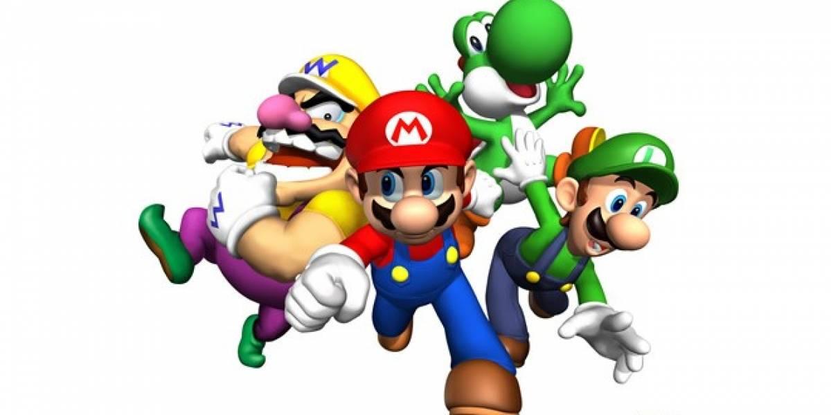 Nintendo lanzará un nuevo Mario en 2D