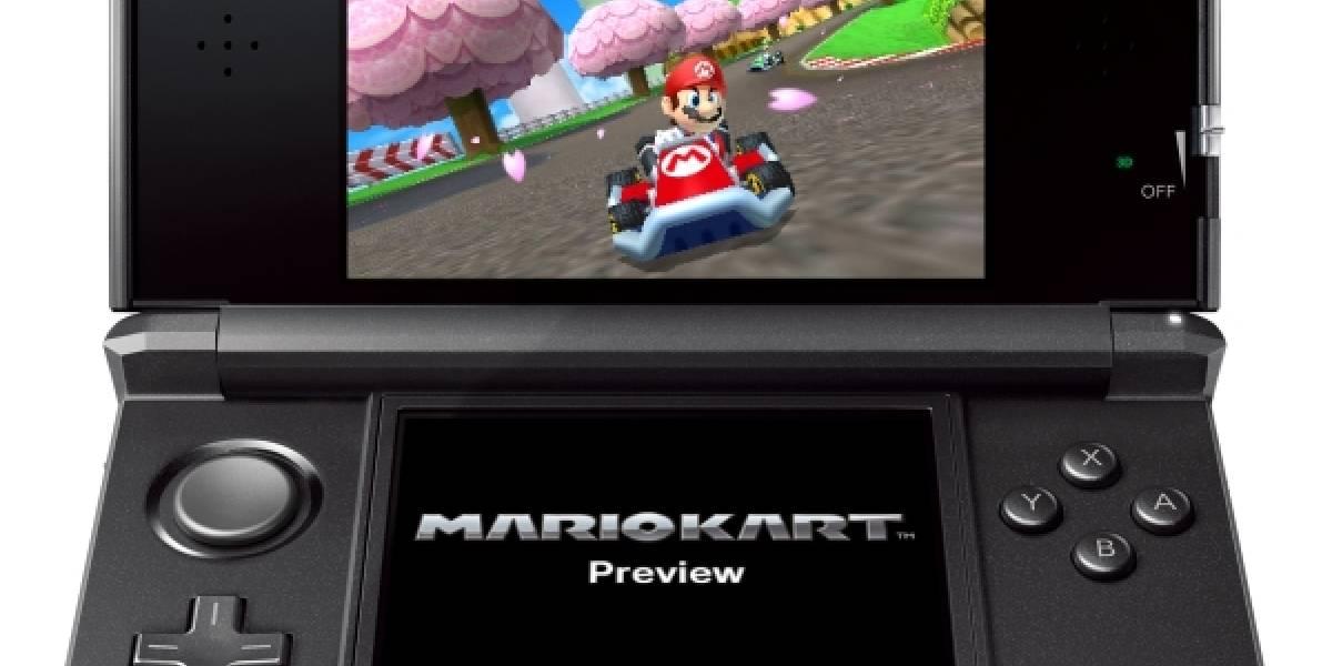 Super Mario y Mario Kart de 3DS ya tienen nombre oficial y mes de salida