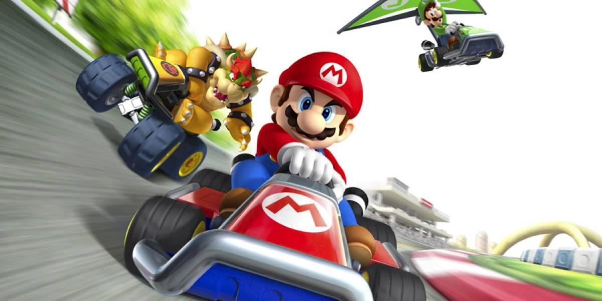 Nuevo trailer de Mario Kart 7 nos presenta todas sus características