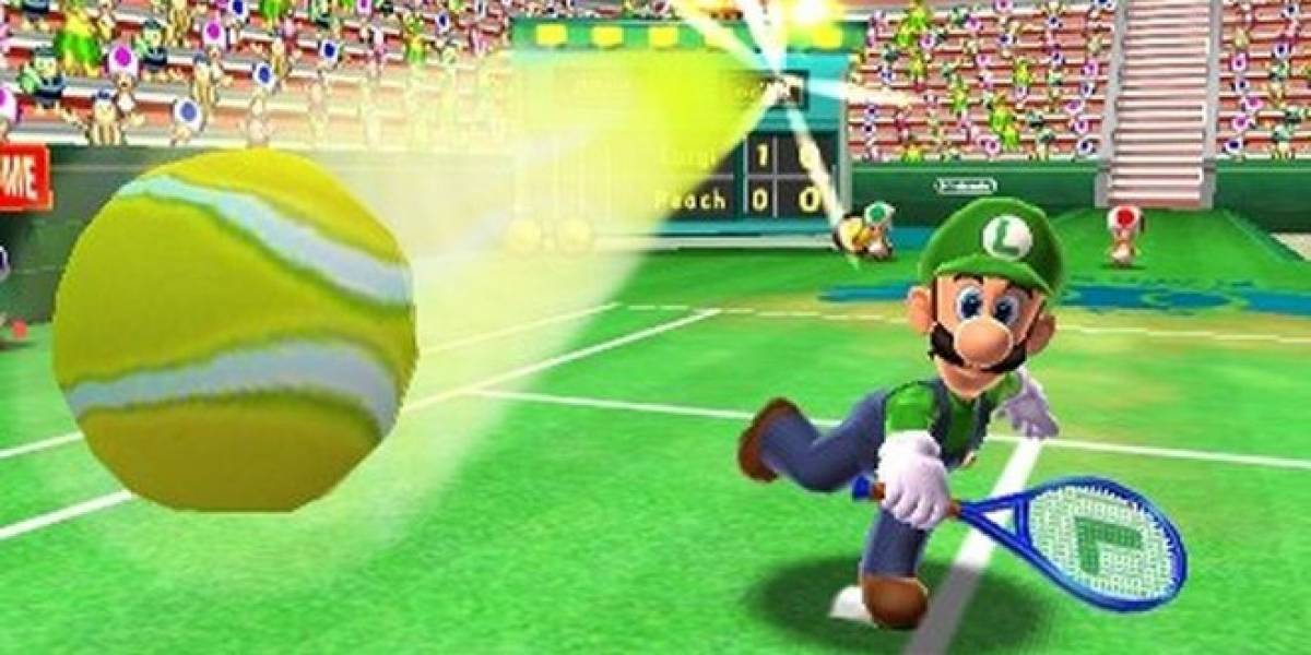 Se revelan nuevas características de Mario Tennis Open para 3DS