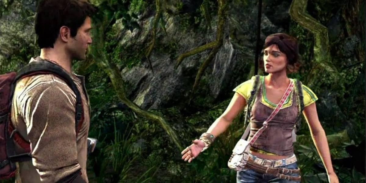 Trailer de Uncharted: Golden Abyss nos presenta a un nuevo personaje [gamescom 11]