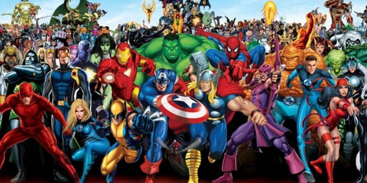 Primeros detalles del próximo MMORPG de Marvel Universe