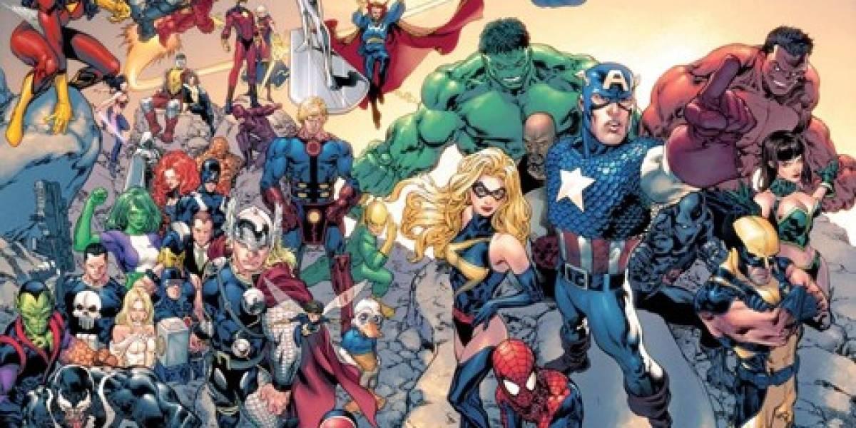 Marvel Comics lanzará cómics impresos y digitales el mismo día
