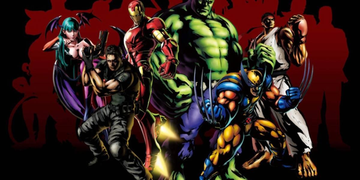 Sorpresas de Marvel vs. Capcom 3 en la próxima Comic Con 2011