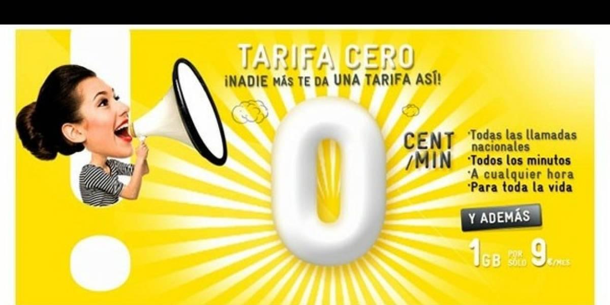España: MásMóvil lanza una tarifa que solo cobra el establecimiento de llamada