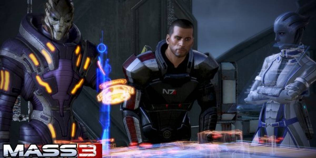 Mass Effect 3 será la despedida de Shepard