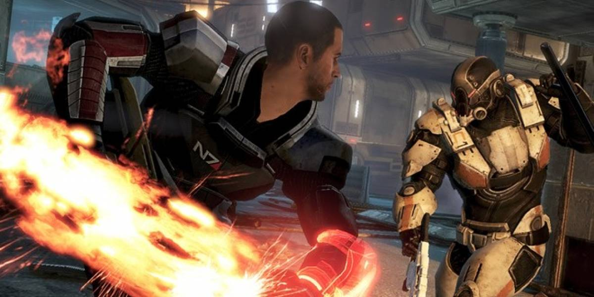 Se da a conocer el elenco de voz de Mass Effect 3