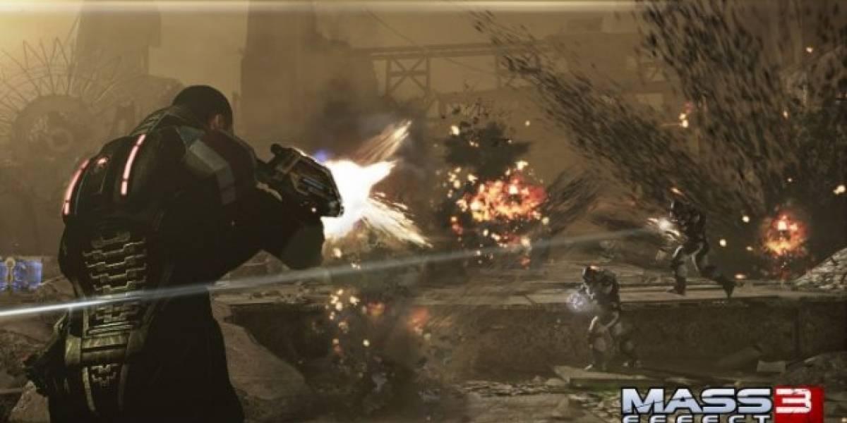 Primer DLC para Mass Effect 3 fue publicado accidentalmente en Xbox Live