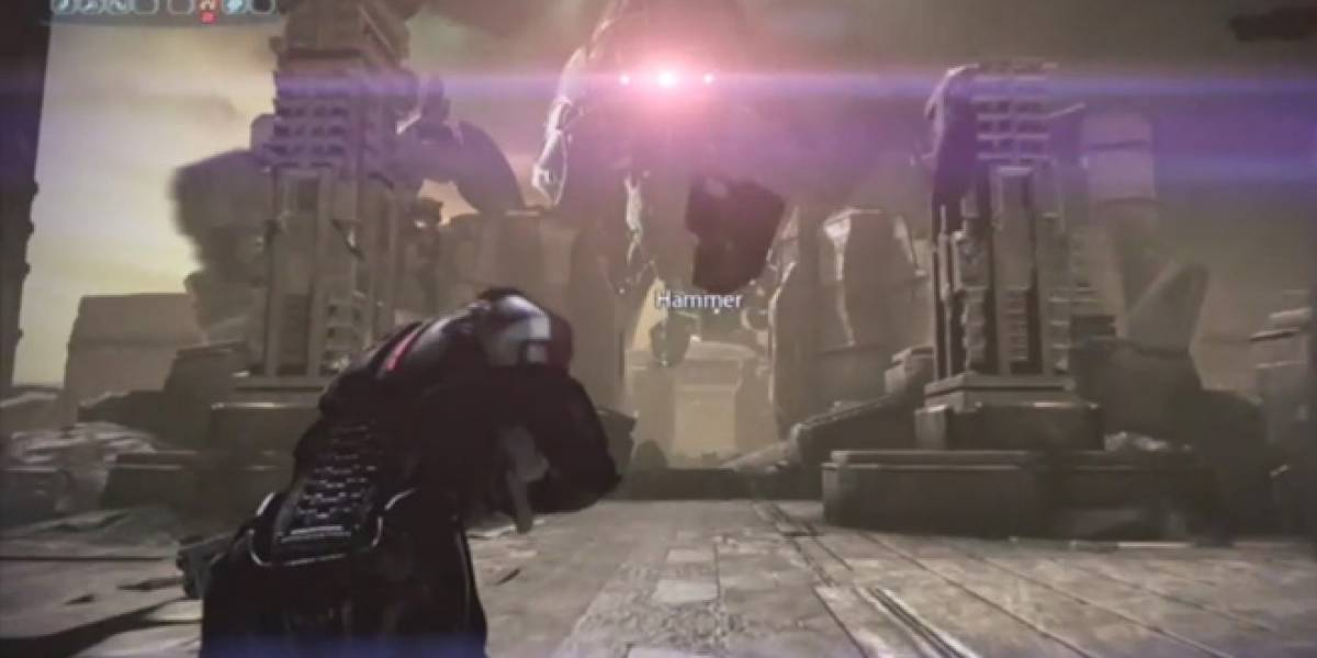 Mass Effect 3 simplemente se pasa [VGA 2011]