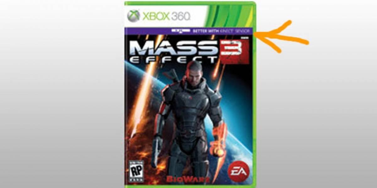 Futurología: Mass Effect 3 con Kinect sería anunciado en la [E3 2011]