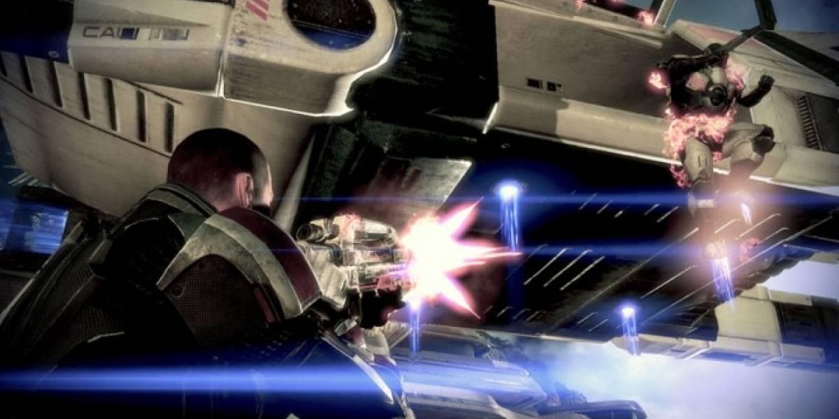 Mass Effect 3 recibirá DLC gratuito desde la próxima semana