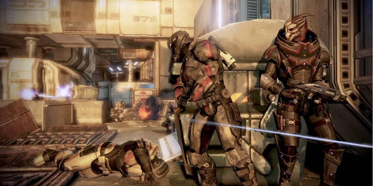 Nuevo trailer muestra en acción el modo cooperativo de Mass Effect 3