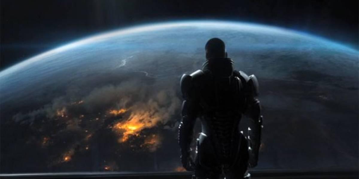 Contenido descargable de Mass Effect 3 ya estaría a la venta