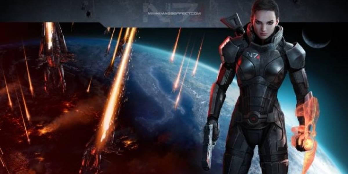 EA llevará Mass Effect 3 al espacio exterior... literalmente