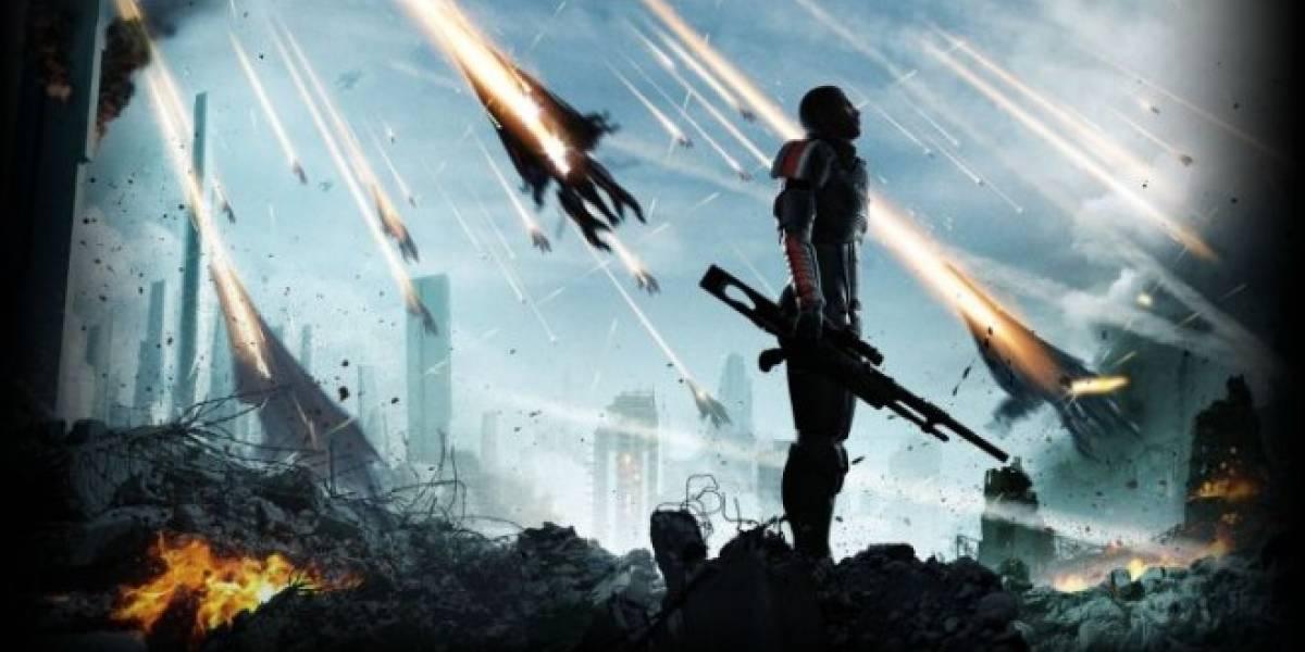 Se filtra trailer live action de Mass Effect 3