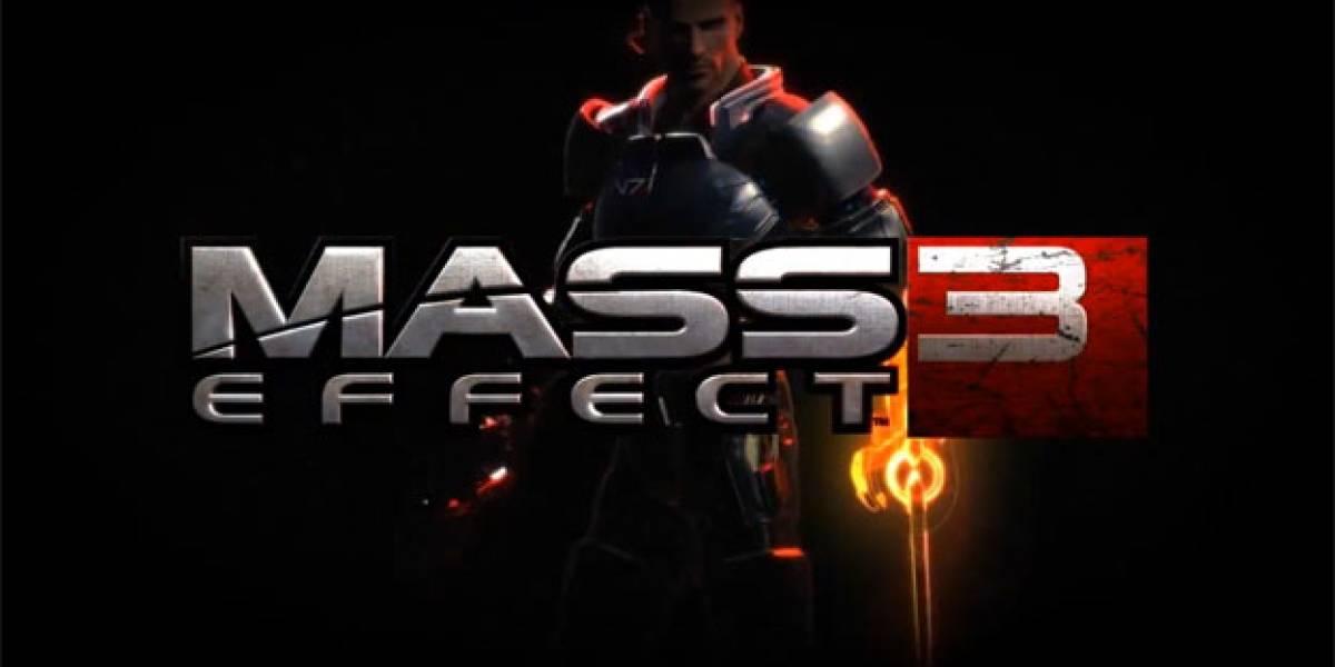 Vean estos dos trailers de Mass Effect 3 y traten de no desesperarse [E3 2011]