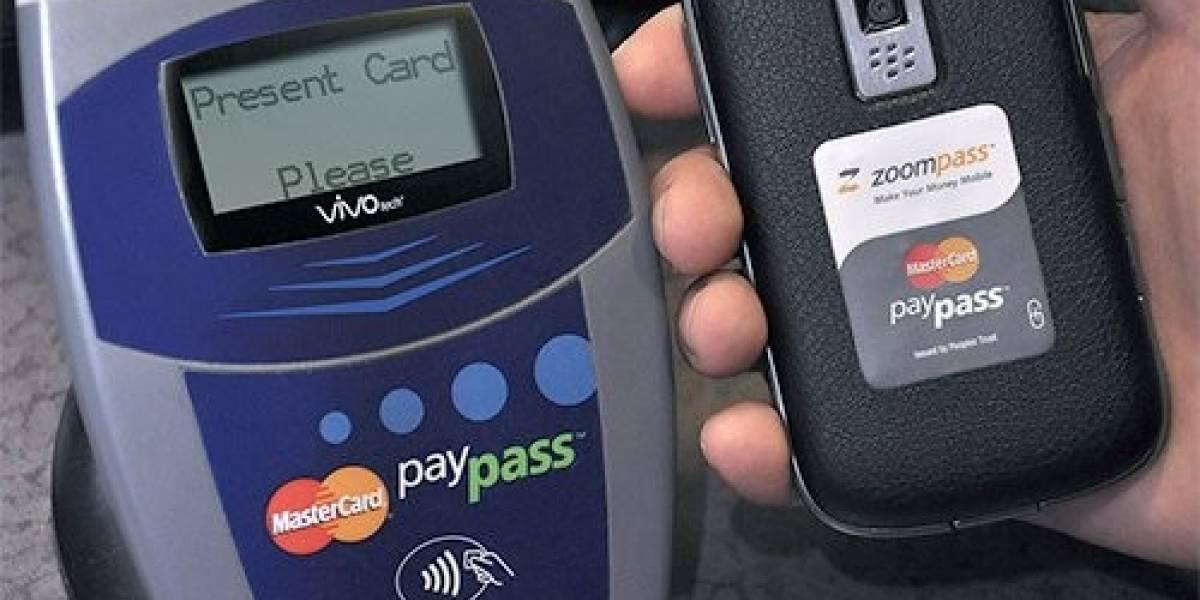 PayPass de Mastercard incluye nuevos smartphones para pagar mediante Google Wallet
