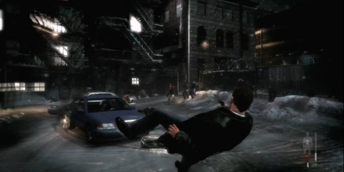 Rockstar lanza nuevo trailer de Max Payne 3