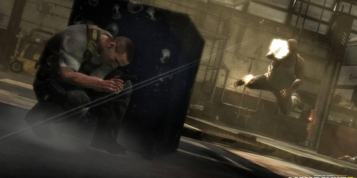 El primer DLC para Max Payne 3 llega la próxima semana