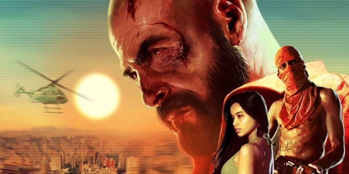 Este es el primer comercial de televisión para Max Payne 3