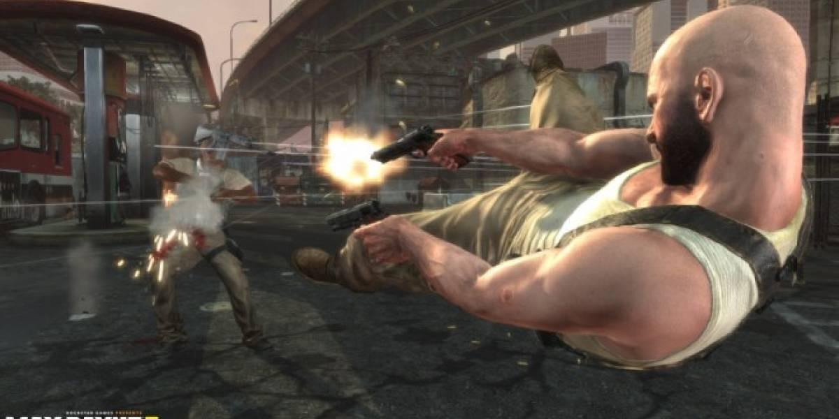 Nuevo video de Max Payne 3 muestra el regreso de un clásico de Max: la 1911
