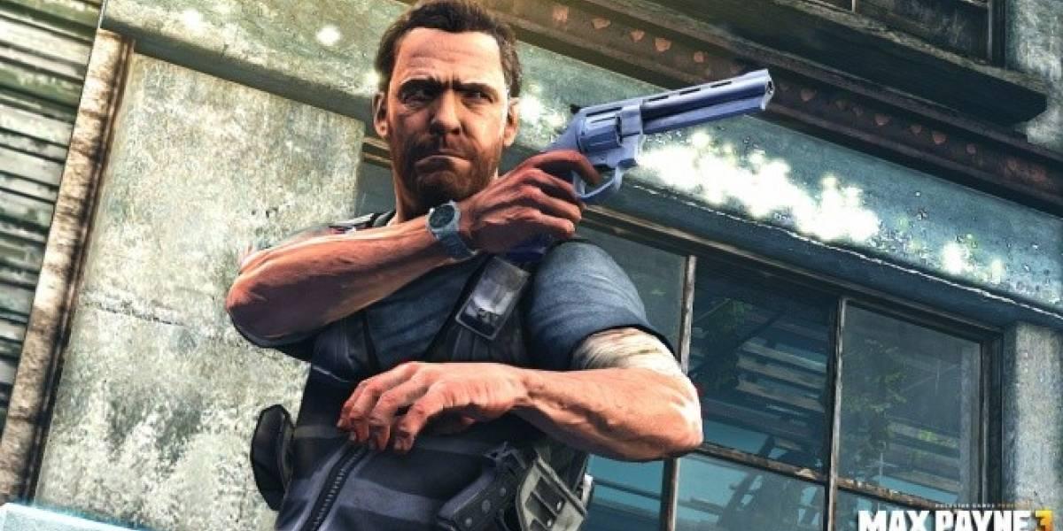 Nuevo clip de Max Payne 3 presenta el revólver 608 Bull