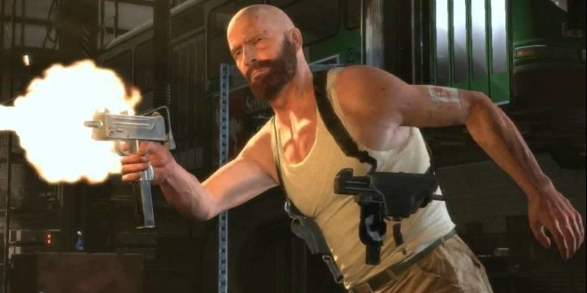 Apuntado y Armas en el nuevo video de Max Payne 3