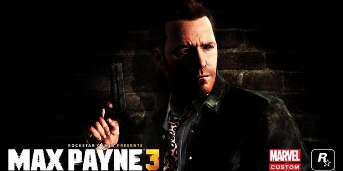 Marvel y Rockstar Games presentan el nuevo comic de Max Payne 3