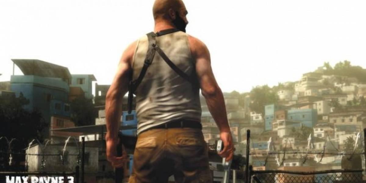 Max Payne 3: Rockstar investigó el lado más oscuro de Sao Paulo