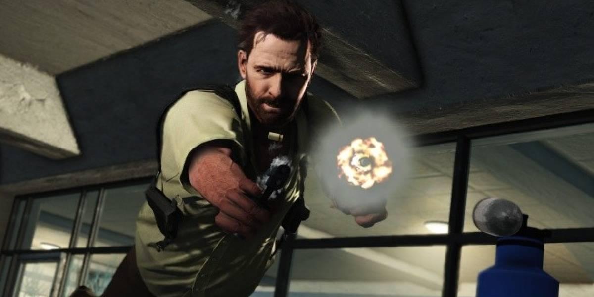 Max Payne 3 usará 2 discos en su versión para 360