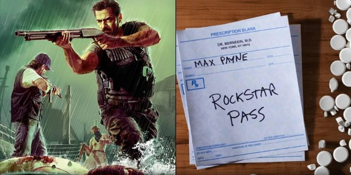 Max Payne 3 llegará con Rockstar Pass