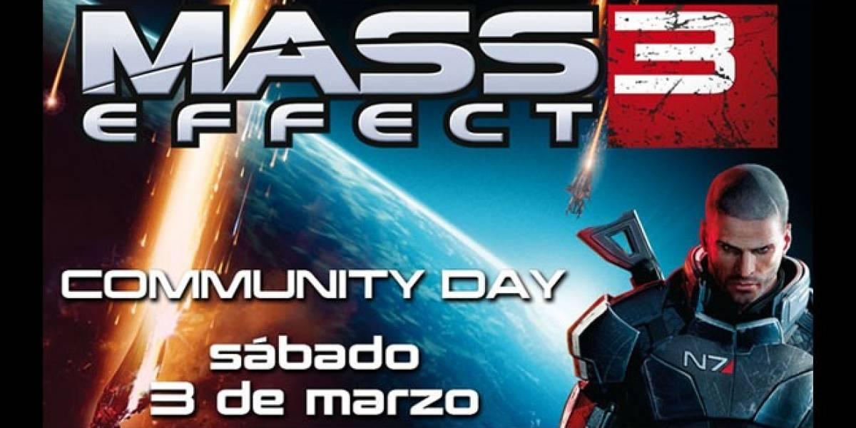 EA México y Niubie te invitan al Community Day de Mass Effect 3
