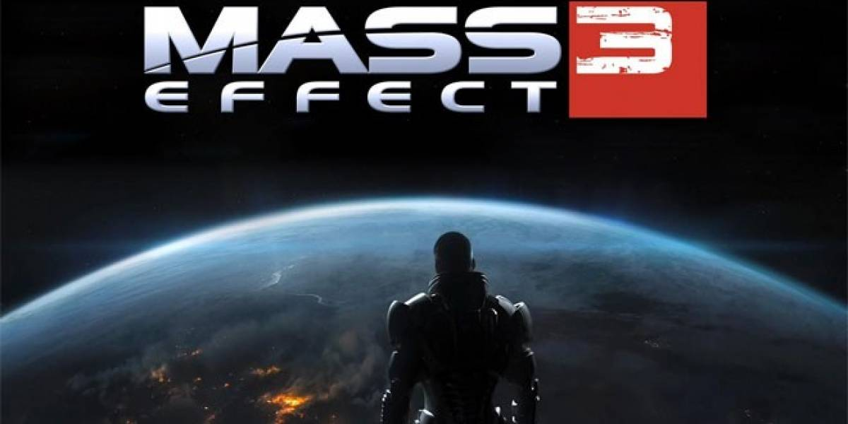 Mass Effect 3 ya está disponible en España
