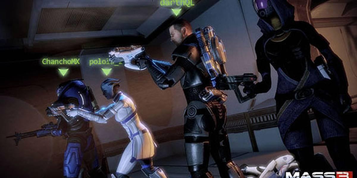 BioWare revela más detalles del modo multijugador de Mass Effect 3